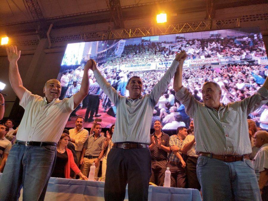 """""""Hay que cuidar el futuro de los tucumanos"""""""