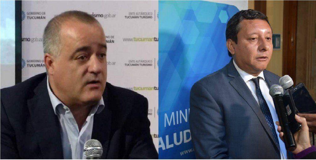 Noguera y Monteros, los primeros en acompañar a Manzur en la Apertura de Sesiones