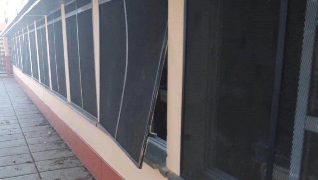 Delincuentes desvalijaron más de 15 escuelas en el Sur