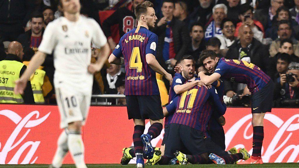 Paternidad azulgrana: Barcelona le volvió a ganar al Real Madrid