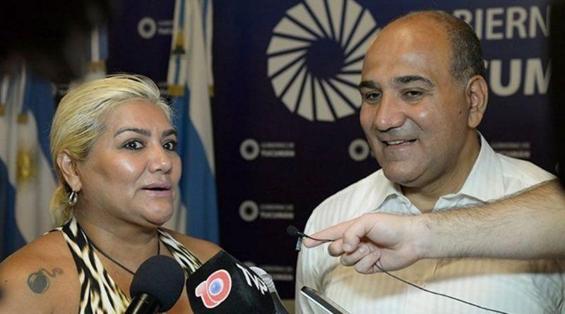 Gladys La Bomba Tucumana será candidata a legisladora