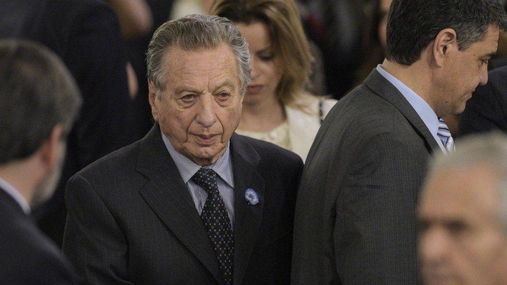 A los 88 años murió Franco Macri, el padre del presidente de la Nación
