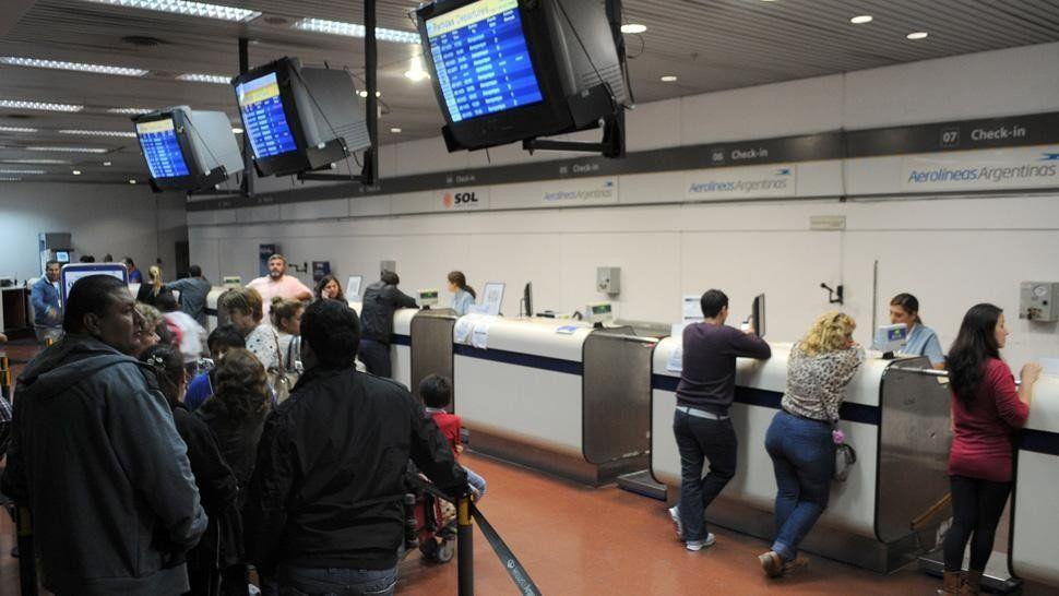 El aeropuerto Benjamín Matienzo vivió el mejor febrero de su historia