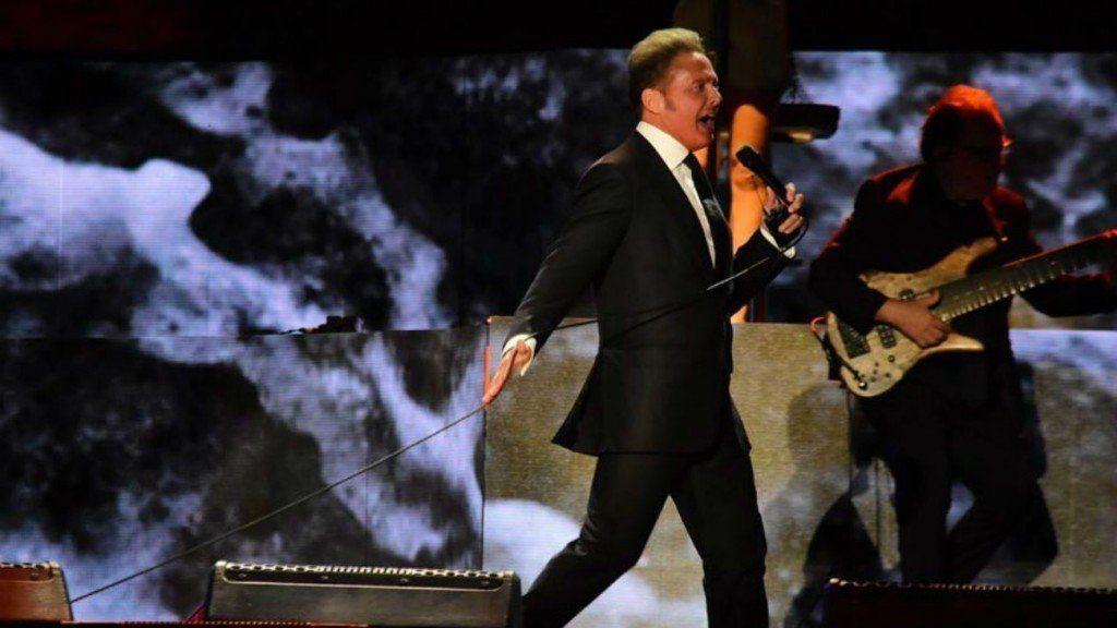Luis Miguel: un recital raro y lleno de quejas