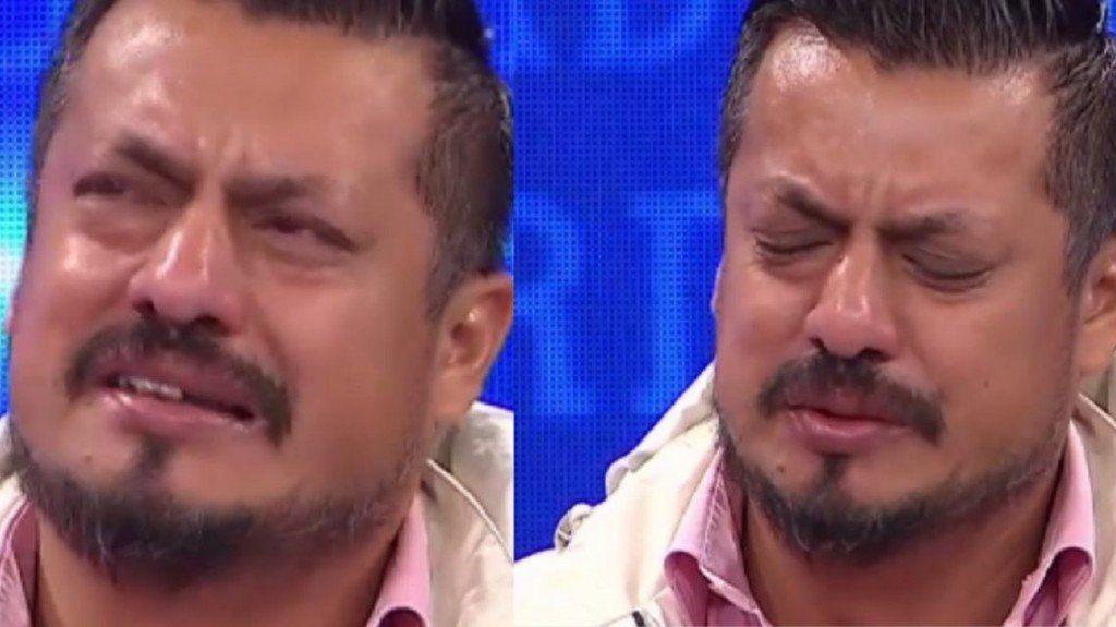 Raúl Velaztiqui Duarte lloró al hablar de su detención por la muerte de Natacha Jaitt