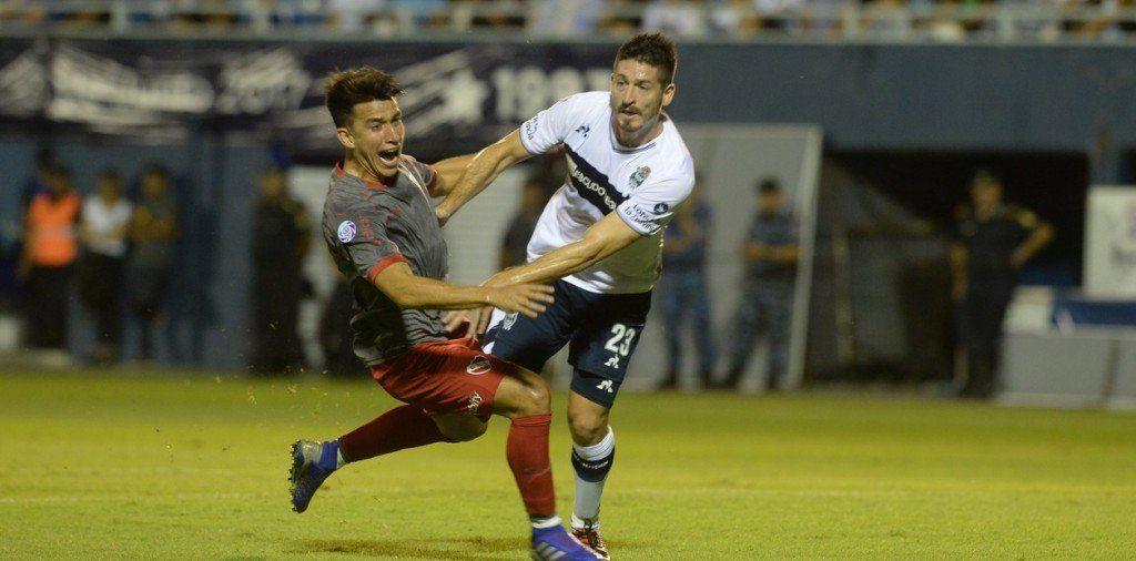 Independiente cayó en La Plata ante Gimnasia