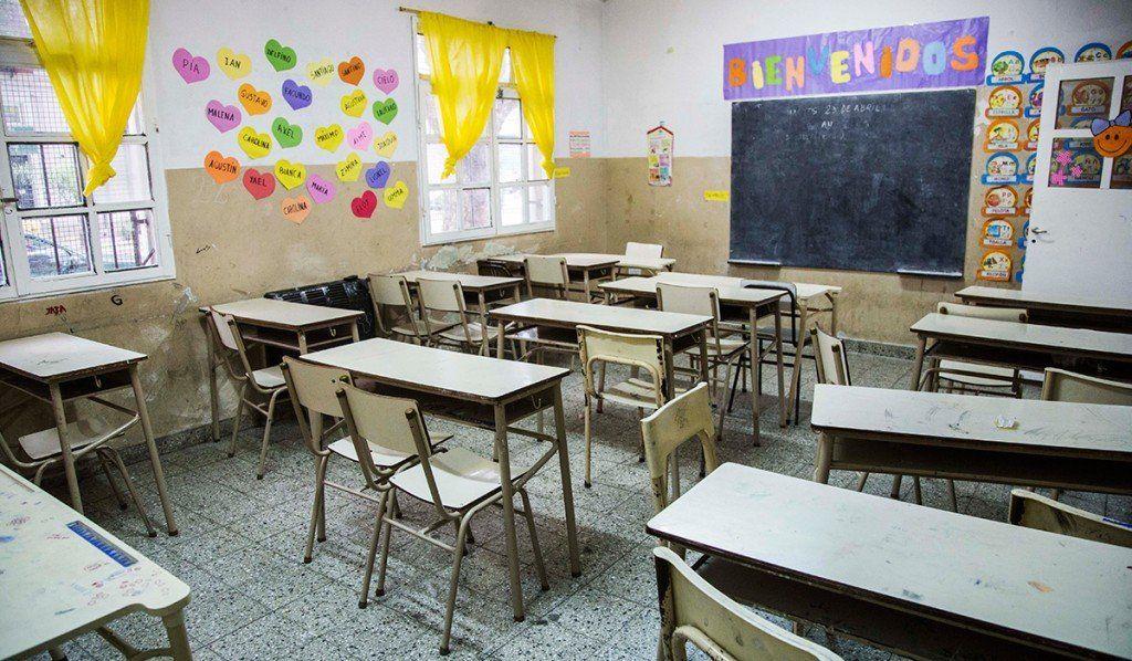 Sólo diez provincias acordaron paritarias con los gremios docentes