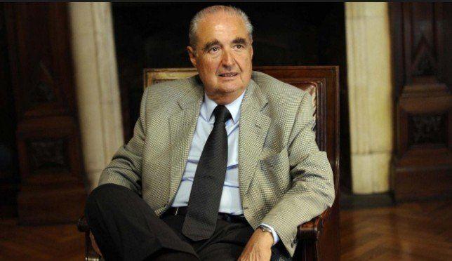 Murió Esteban Righi, ex procurador general de la Nación