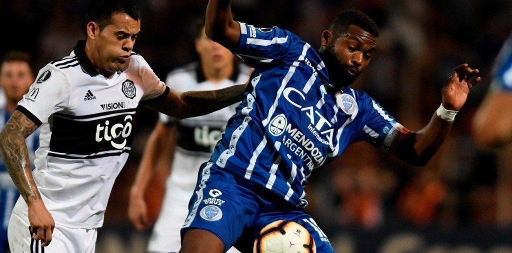 Copa Libertadores: Godoy Cruz igualó con Olimpia de Paraguay