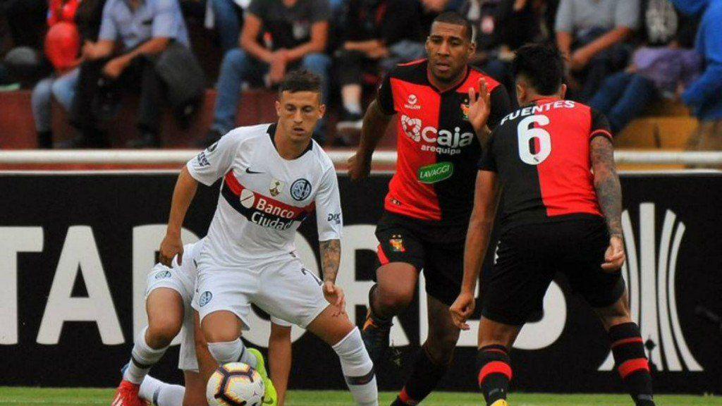 Copa Libertadores: San Lorenzo empató en Perú ante Melgar