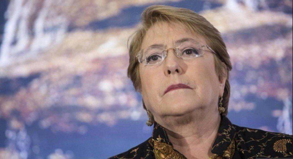 Para Bachelet, las sanciones recaen en el deterioro social y económico de Venezuela