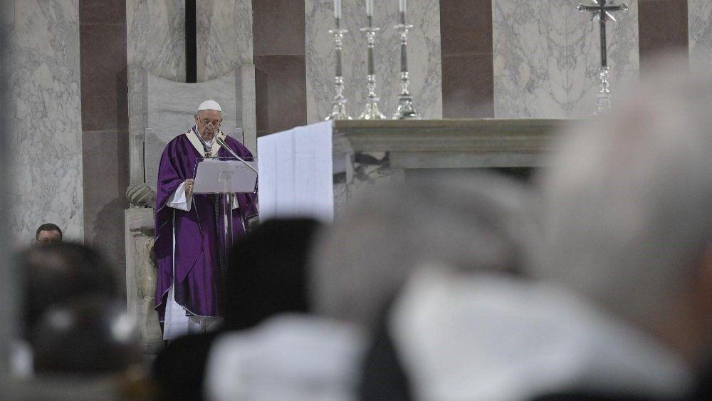 El papa Francisco se dirigió a los políticos del mundo: vivan con pasión su servicio