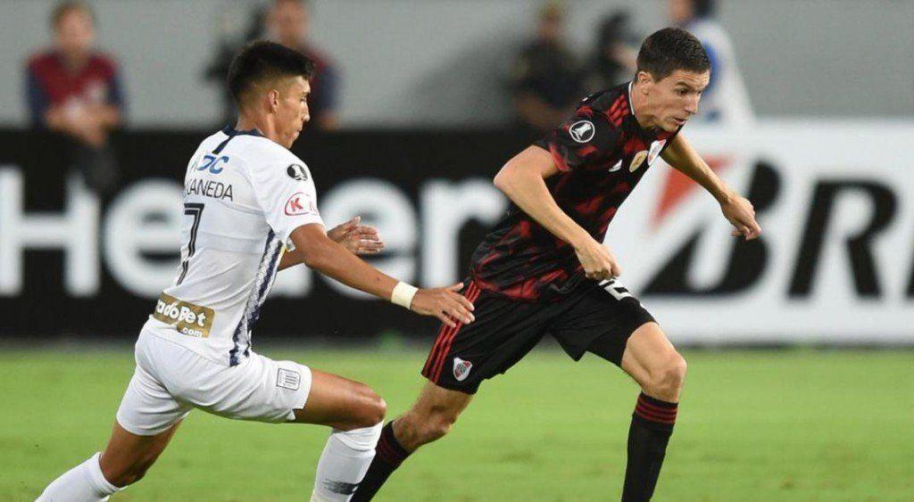 Copa Libertadores: River rescató un punto sobre el final ante Alianza Lima