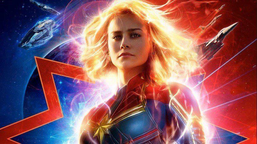 Llega a los cines tucumanos Capitana Marvel