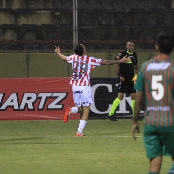 Debutar con un gol en la Primera de San Martín, puede producir insomnio