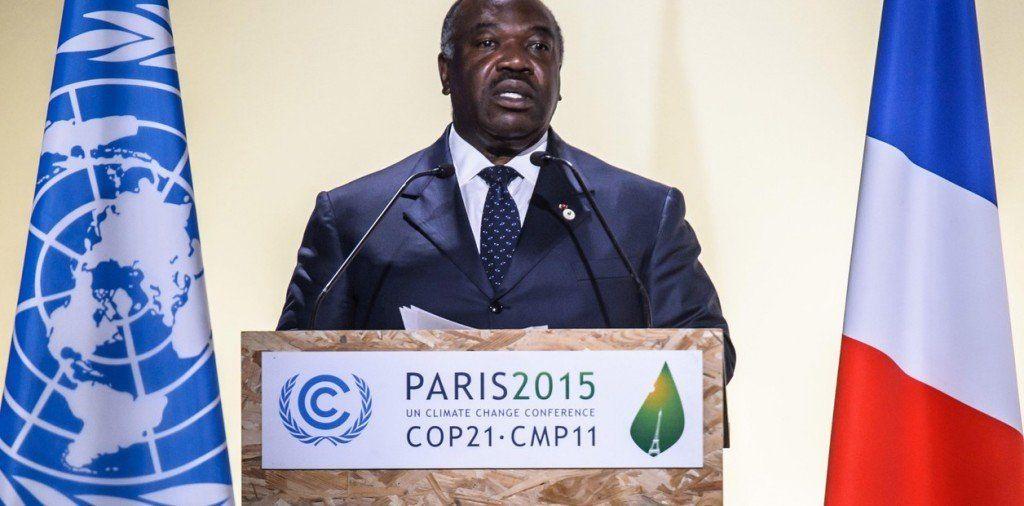 El gobierno de Gabón tuvo que aclarar que el presidente no es un doble