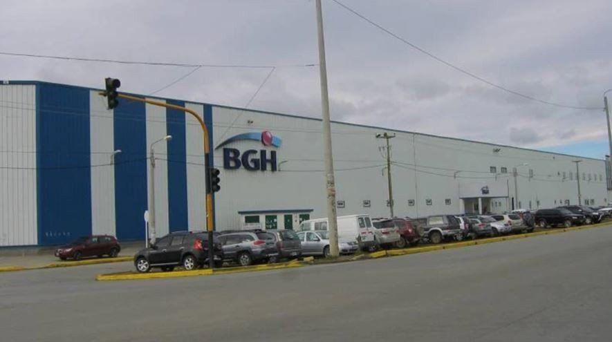 BGH aplica un plan de suspensión de su producción en la planta de Río Grande