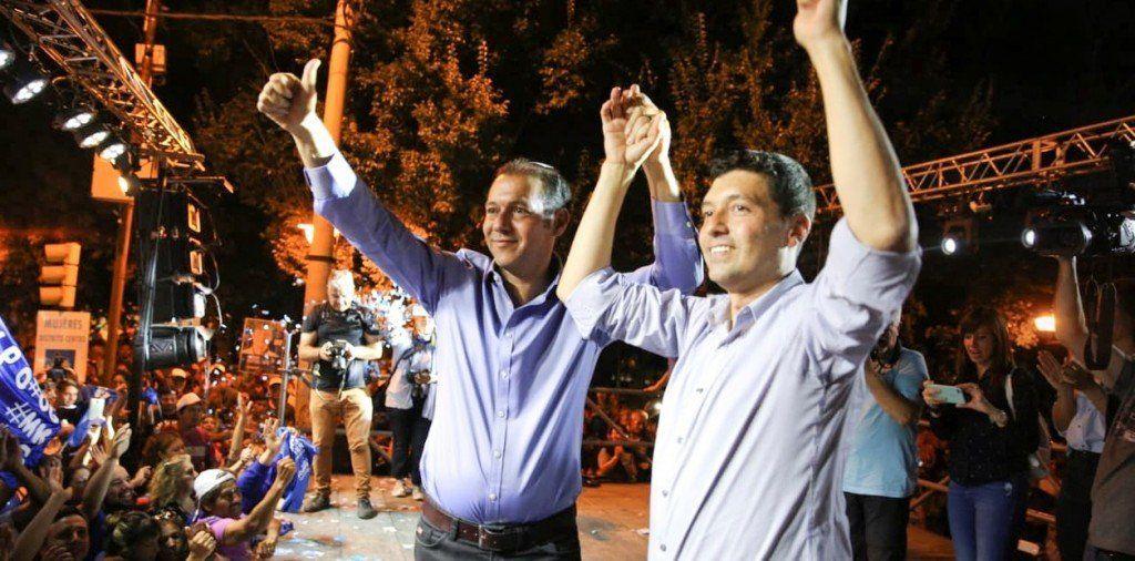 Neuquén: Gutiérrez se impuso en los comicios y logró la reeleción