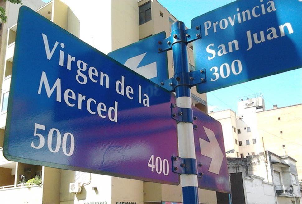 Sólo el 2% de las calles de la ciudad llevan nombre de mujeres