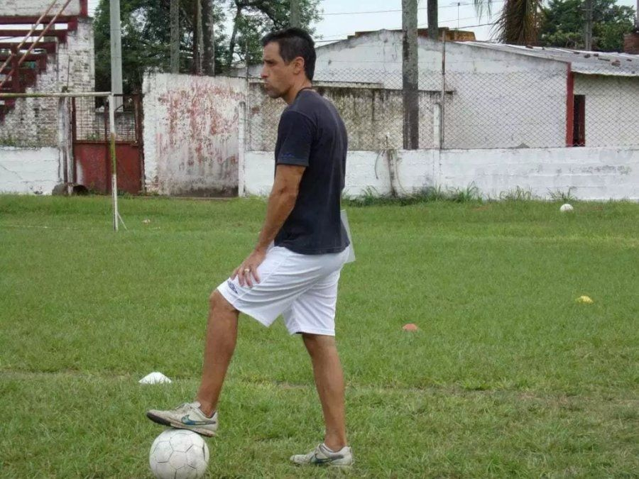 Aníbal Roy González, tras su salida de Bella Vista: Me parecía lo más justo