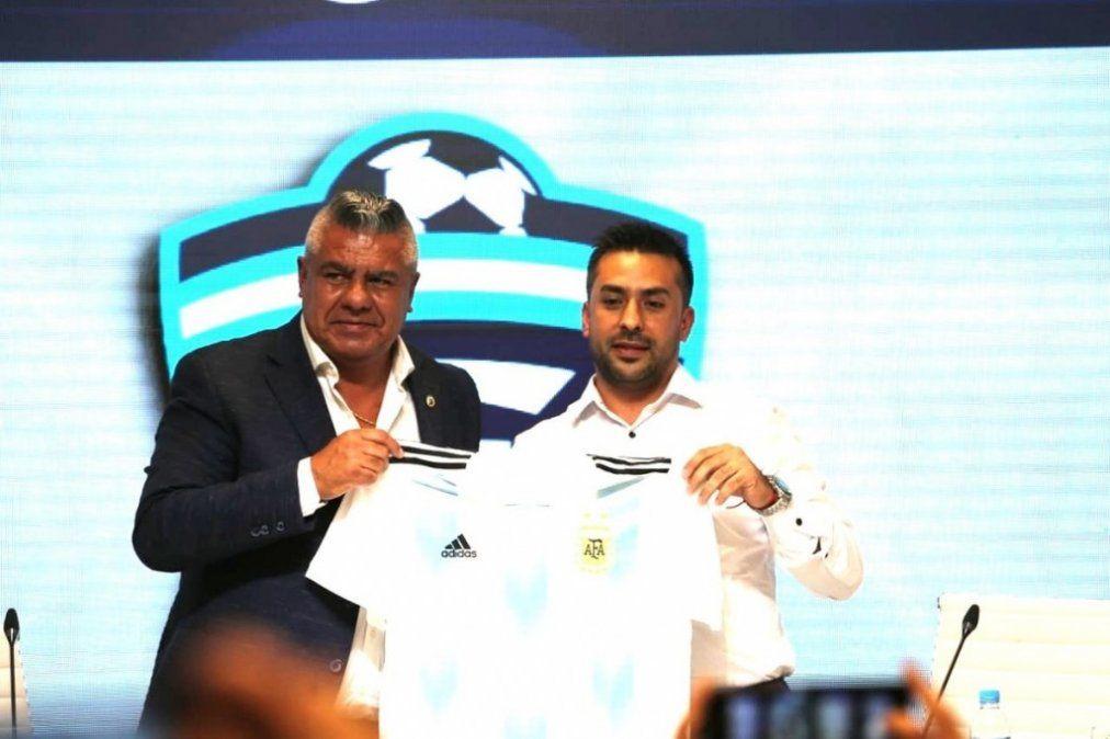 Ya es oficial: AFA presentó la primera liga de fútbol virtual de 11 contra 11