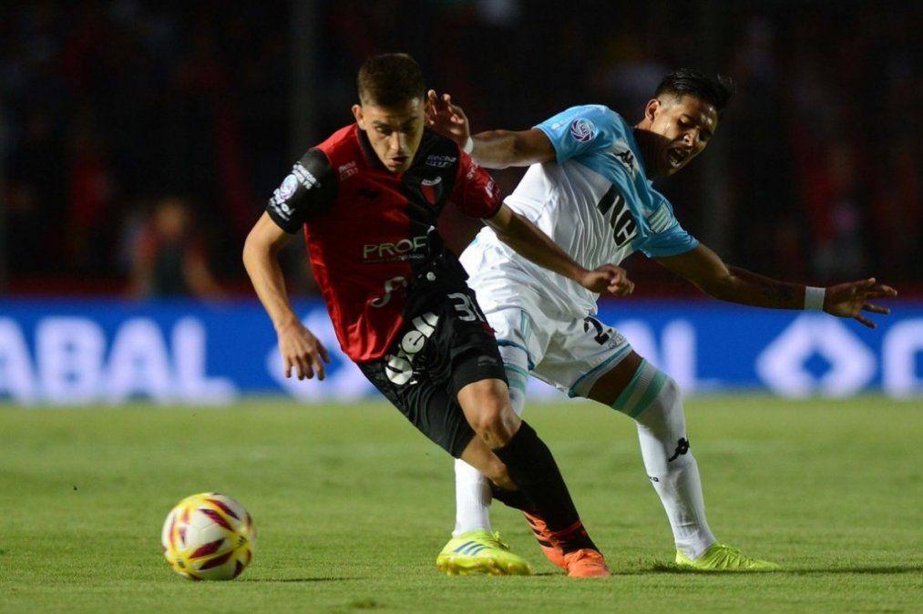 Racing rescató un empate sobre el final ante Colón y se aseguró el primer puesto