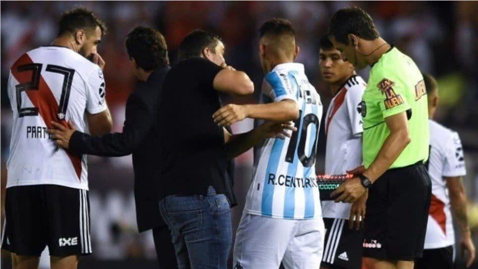 """""""El Chacho no se merecía que lo empujara"""""""