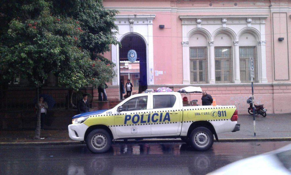 Ingresaron a robar en la escuela Bartolomé Mitre