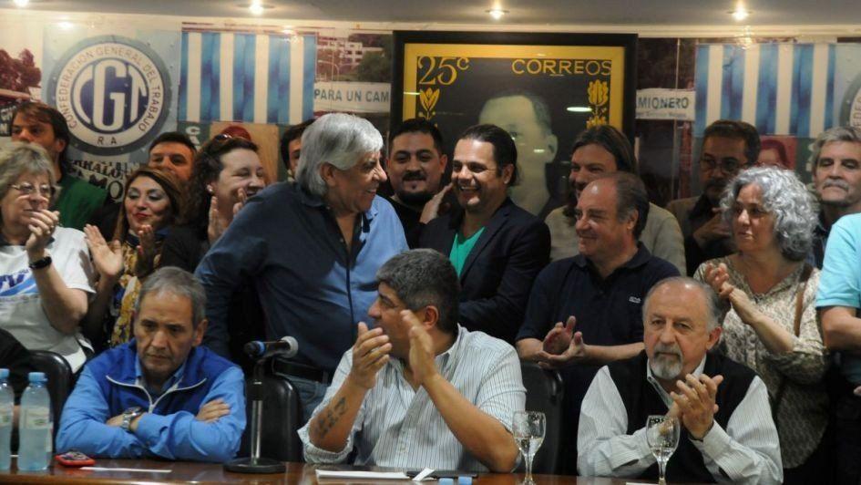 Dirigentes sindicales se movilizarán el 4 de abril contra las políticas de Macri