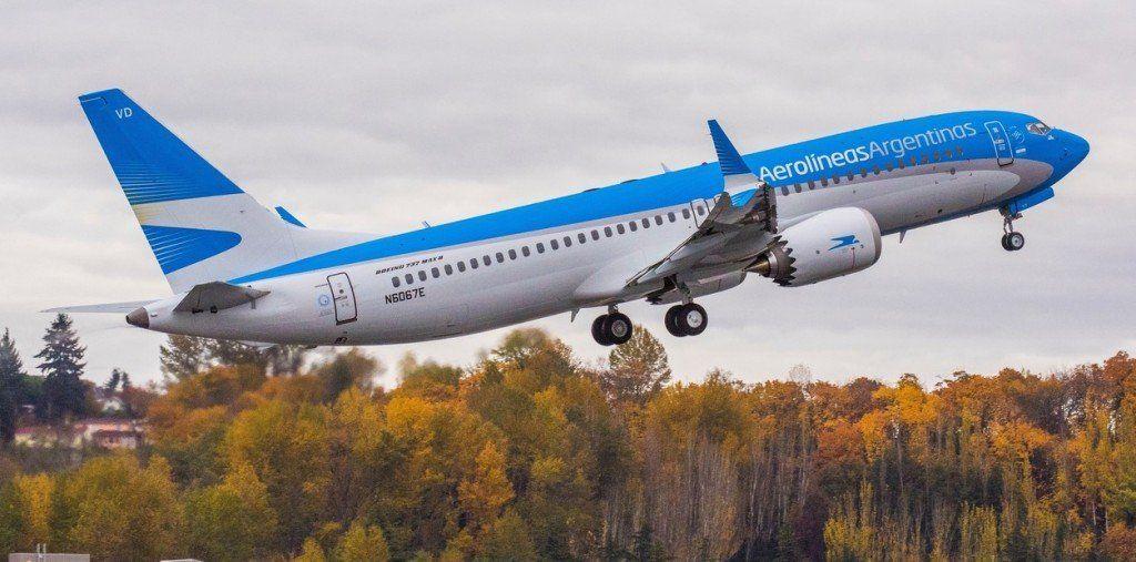 Aerolíneas Argentinas suspendió los vuelos de los modelos idénticos al del accidente en Etiopía