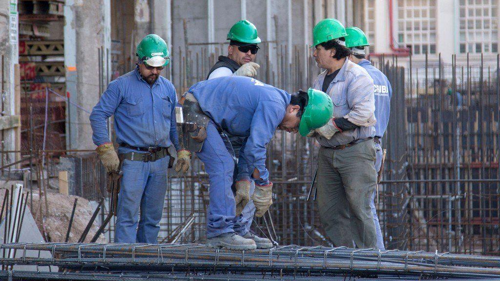 Advierten que se perdieron más  de 6000 puestos de trabajo en la construcción