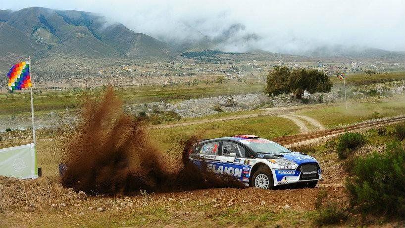 Se midieron los tramos del Rally de Tafí del Valle Gran Premio de las Comunidades Originarias