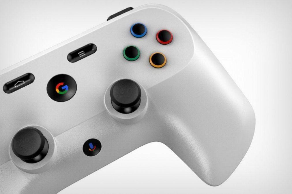 Cómo es el revolucionario gamepad para videojuegos que estaría por presentar Google