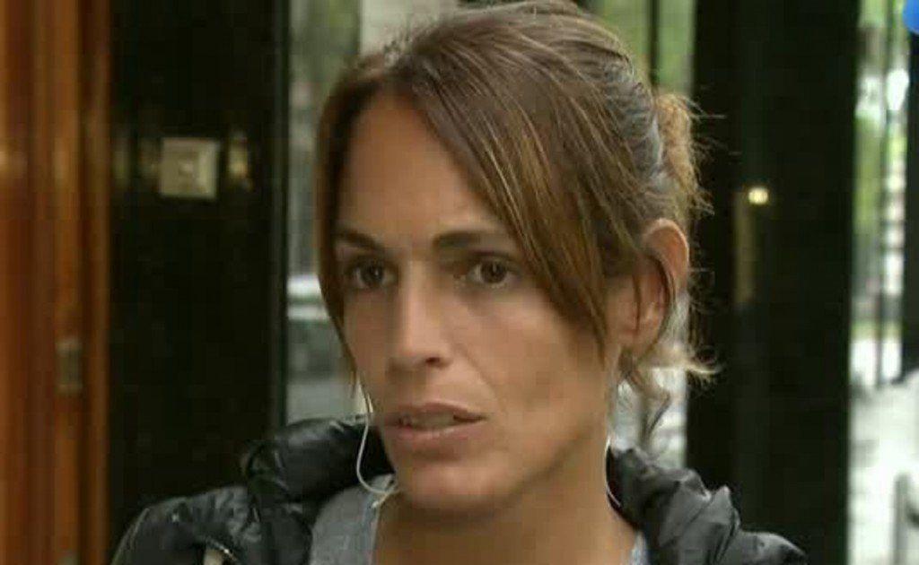 """La novia de Sergio Denis habló tras el accidente: es un sol de persona, es un ángel"""""""