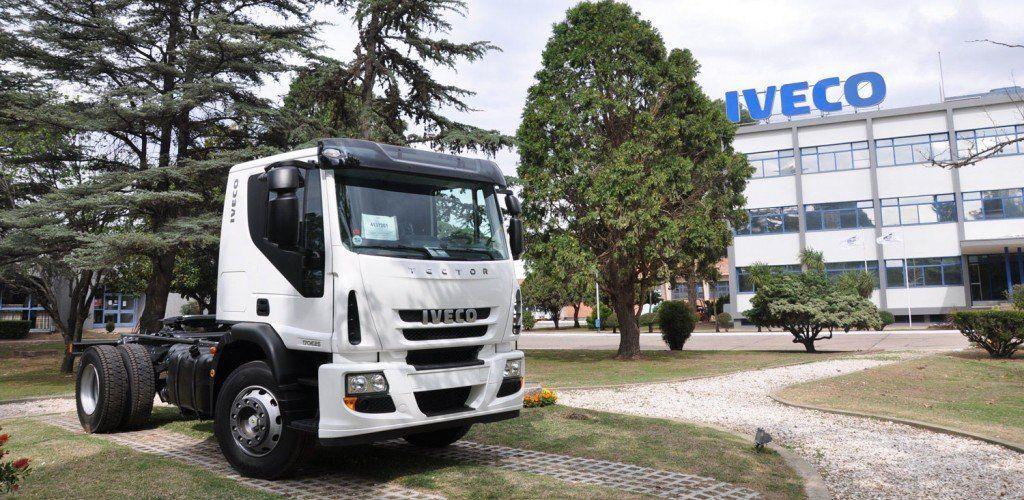 El fabricante de camiones Iveco suspendió a los 900 empleados de su planta de Córdoba