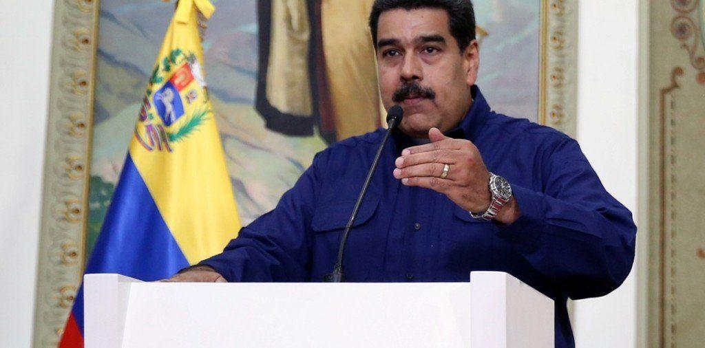 Maduro les da tres días a los diplomáticos de EE UU para dejar Venezuela