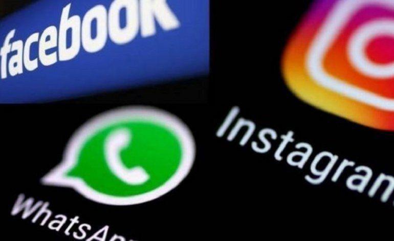 Se cayeron Instagram, Facebook y WhatsApp en todo el mundo