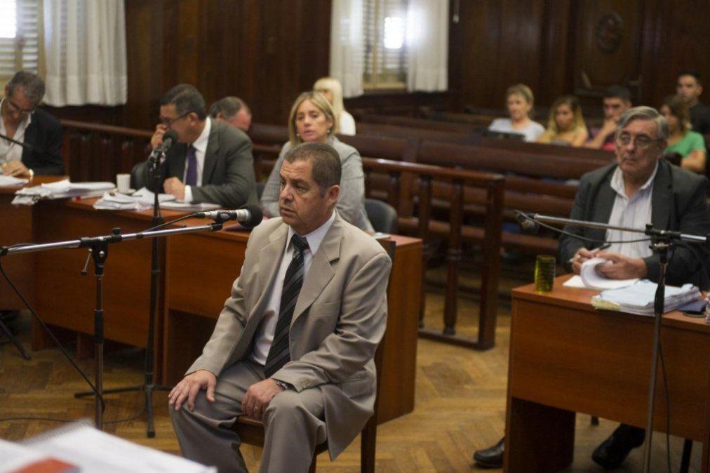 Juicio Paulina Lebbos: Nicolás Barrera decidió acatar la condena