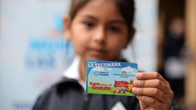 Boleto Estudiantil: Los alumnos del interior pueden viajar con la tarjeta de 2018