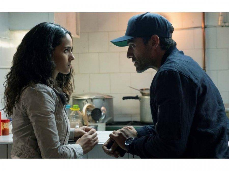 Adria Arjona, la hija del cantante, es un éxito en el cine de Hollywood