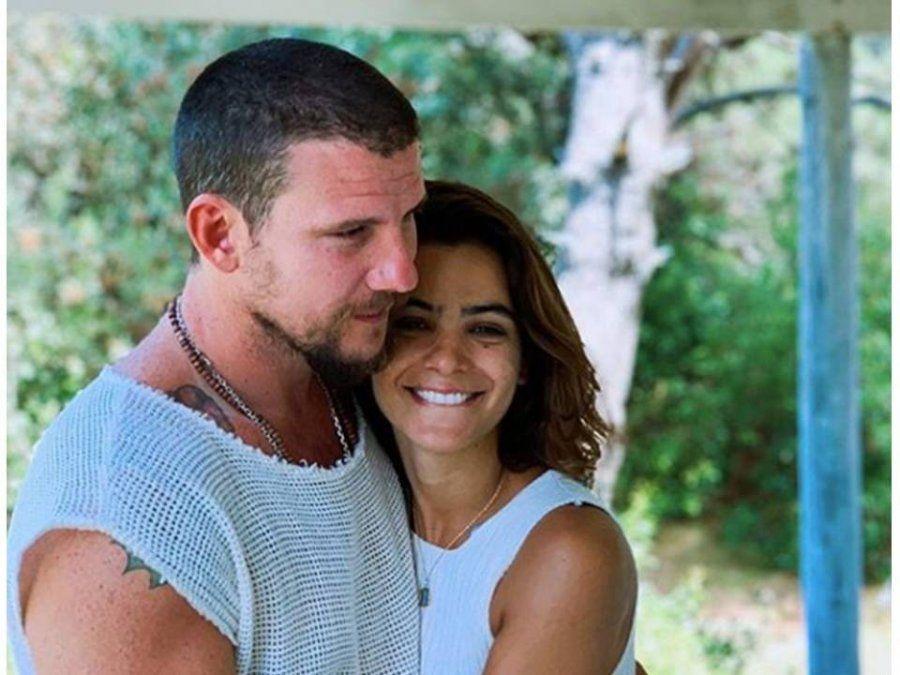 Agustina Cherri espera ser otra vez mamá en septiembre