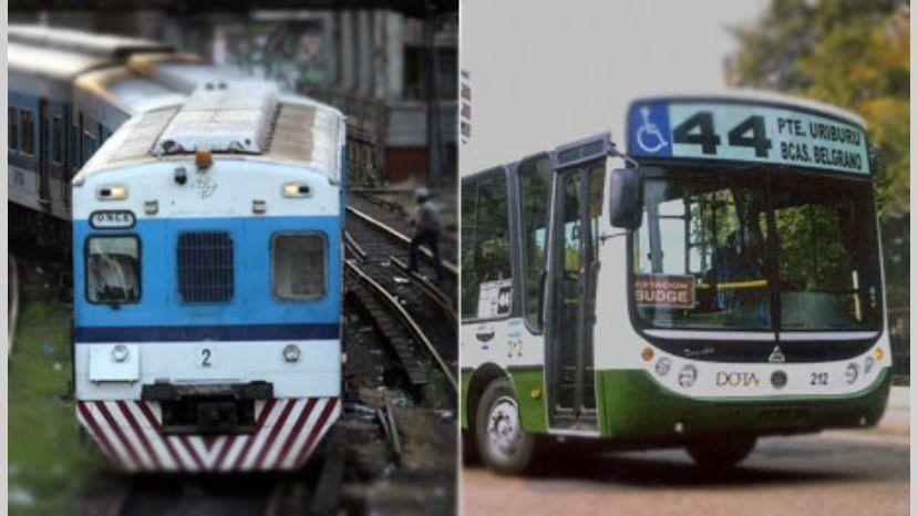 Un ojo de la cara: boletos de trenes y colectivos tienen nueva tarifa desde hoy