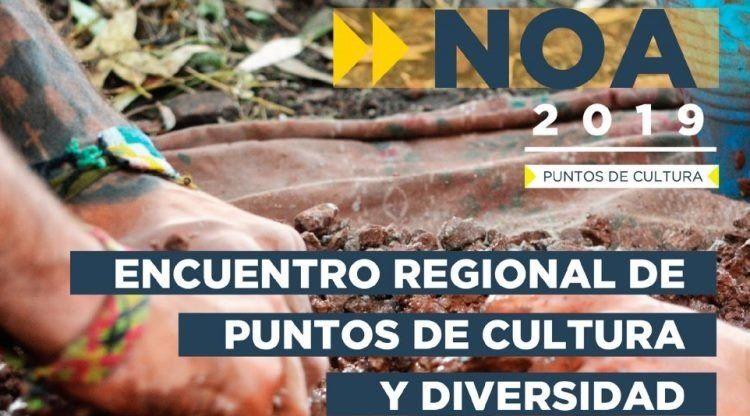 Realizarán un encuentro de Puntos de Cultura y Diversidad del NOA