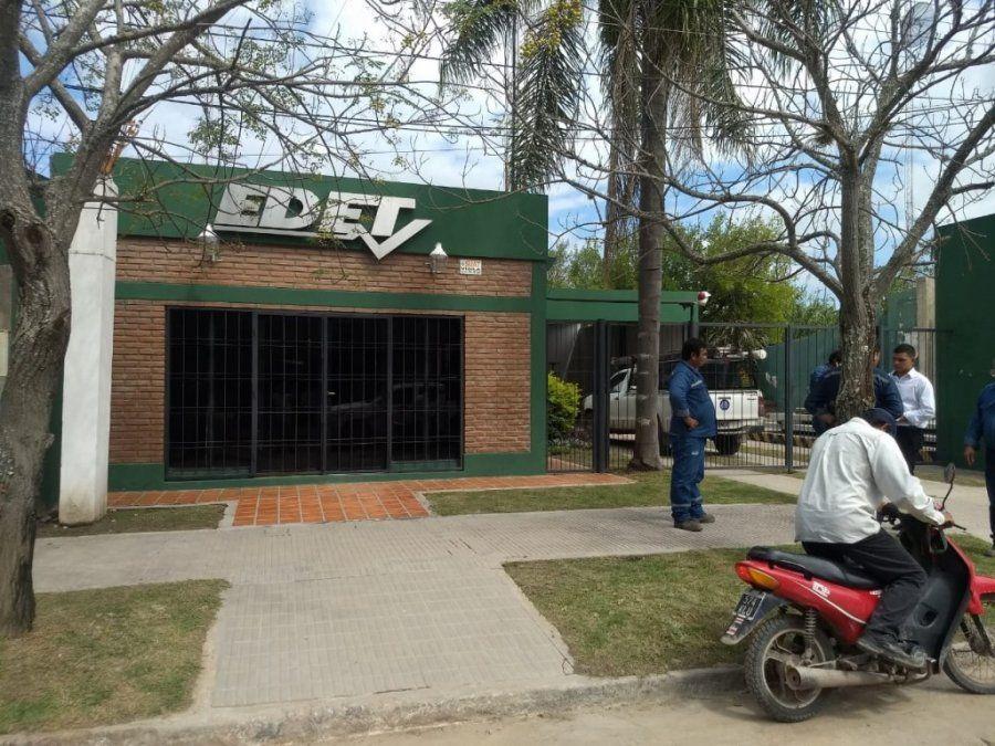 Asaltaron una sucursal de EDET en La Madrid