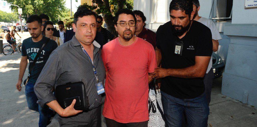 Ratificaron la prisión de Fernando Esteche en la causa por el encubrimiento del atentado a la AMIA