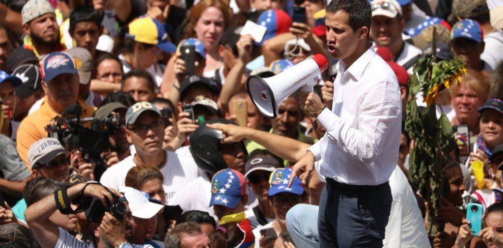 El BID, primer organismo financiero multilateral en reconocer a Juan Guaidó