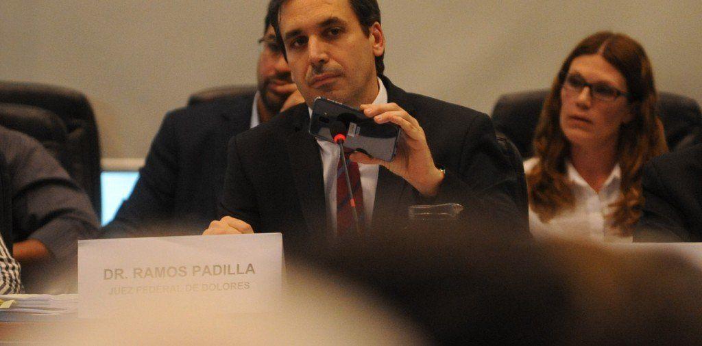El Gobierno impulsa la remoción del juez Alejo Ramos Padilla