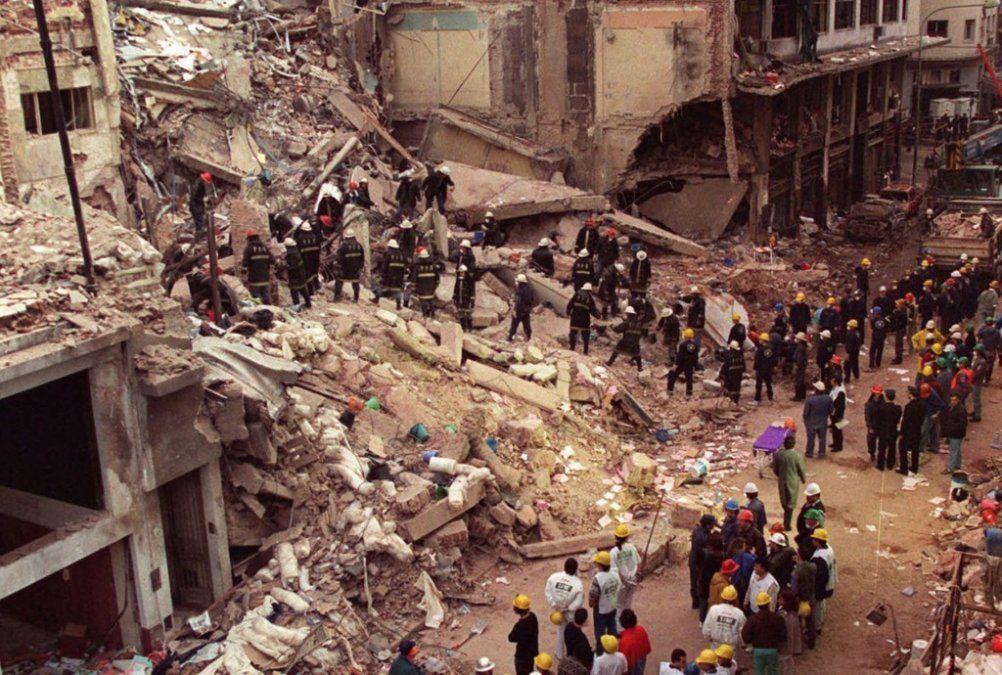 Se conmemora el aniversario 27 del atentado a la embajada de Israel