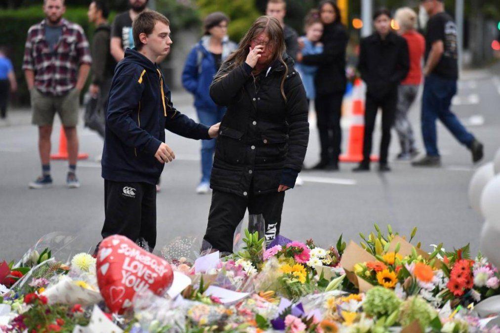 Hallaron una nueva víctima y los muertos por el atentado en Nueva Zelanda llegan a 50