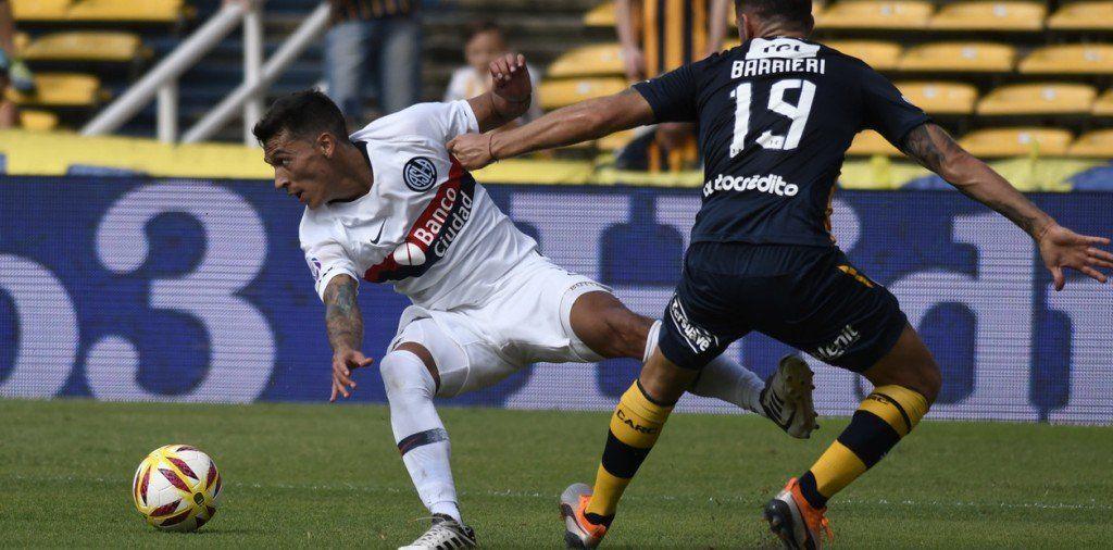 Con un gol en el último minuto, San Lorenzo volvió a ganar en el torneo local